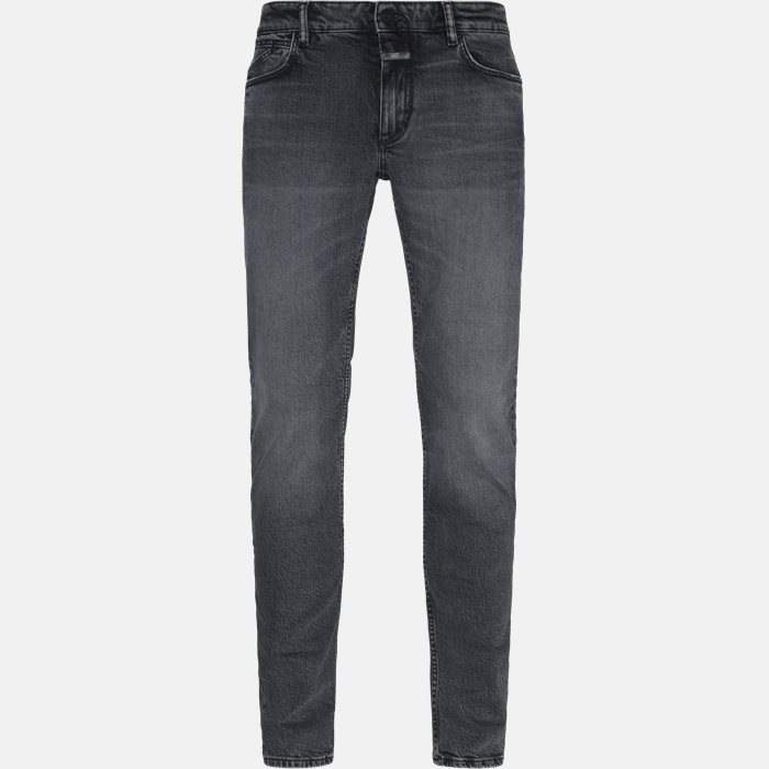 Jeans - Regular fit - Grå